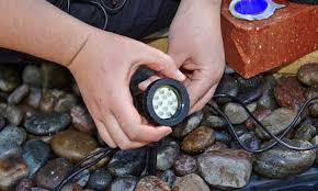 onderwater lamp