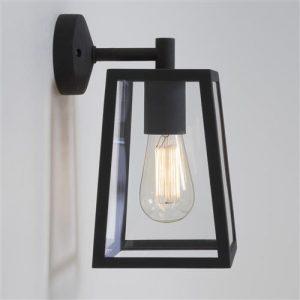 wandlamp buiten