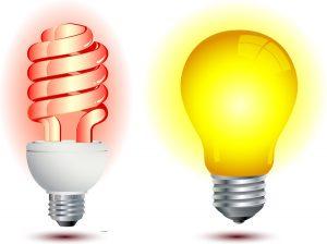 lichtsterktes buitenlamp