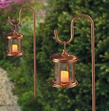 koperen tuinverlichting