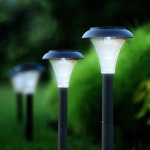 tuinverlichting zonne energie